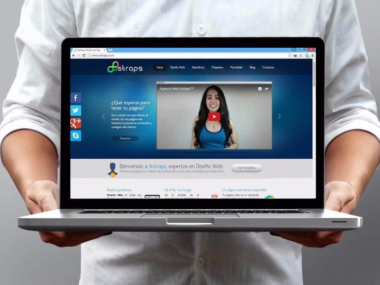 Presence Digital Co sitios web profesionales para comercios locales